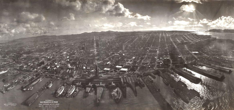 San Francisco in ruis