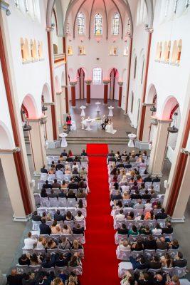 Die Hochzeitsgesellschaft