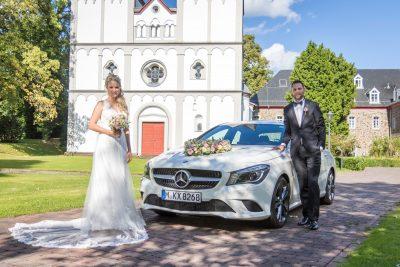 Die Hochzeitskutsche